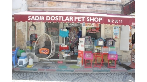 Sadık Dostlar Pet Shop