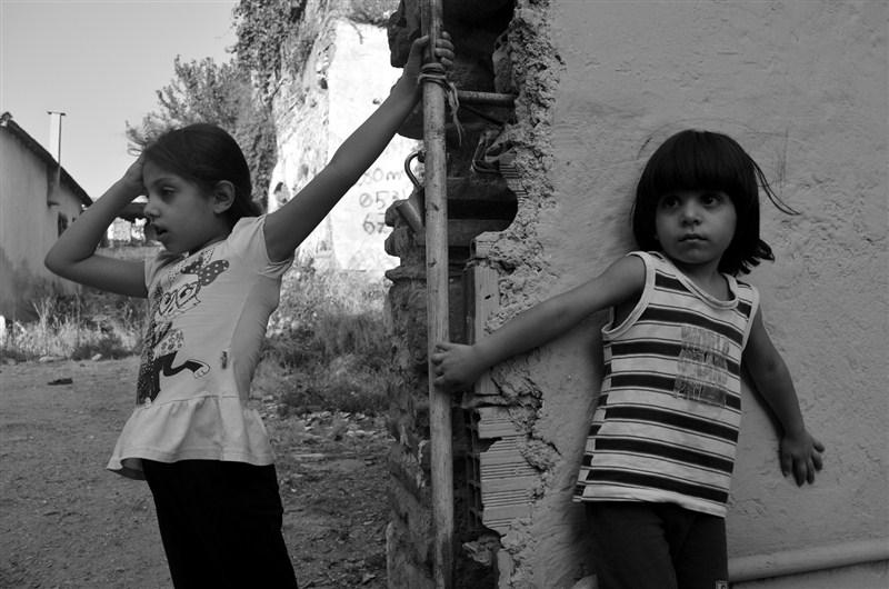 Hasan Dalgıç'ın Objektifinden 'Mülteci Hayatlar'