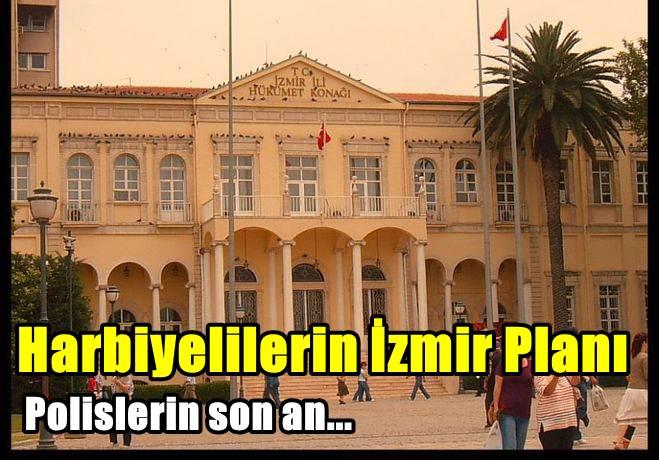 Harbiyeliler İzmir Valiliği'ni kuşatacakmış