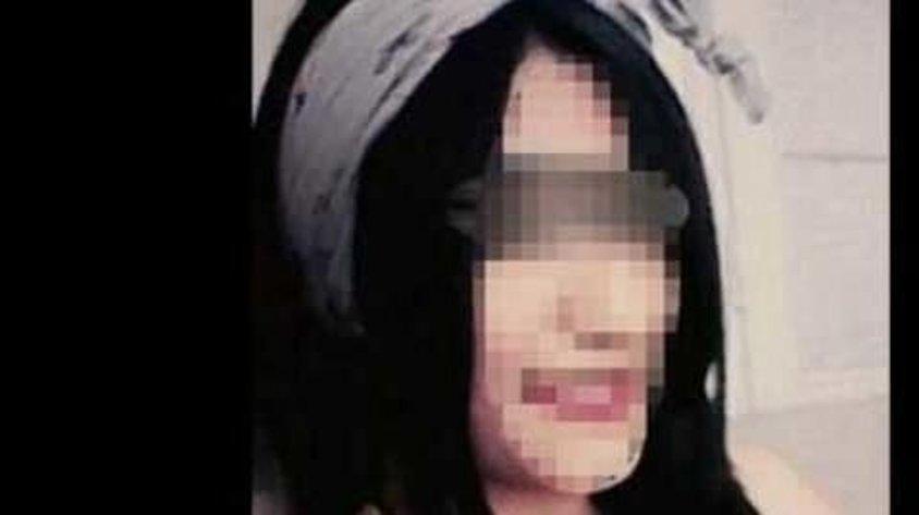 Edirne'de bir baba eve geç gelen kızının dudağını kesti
