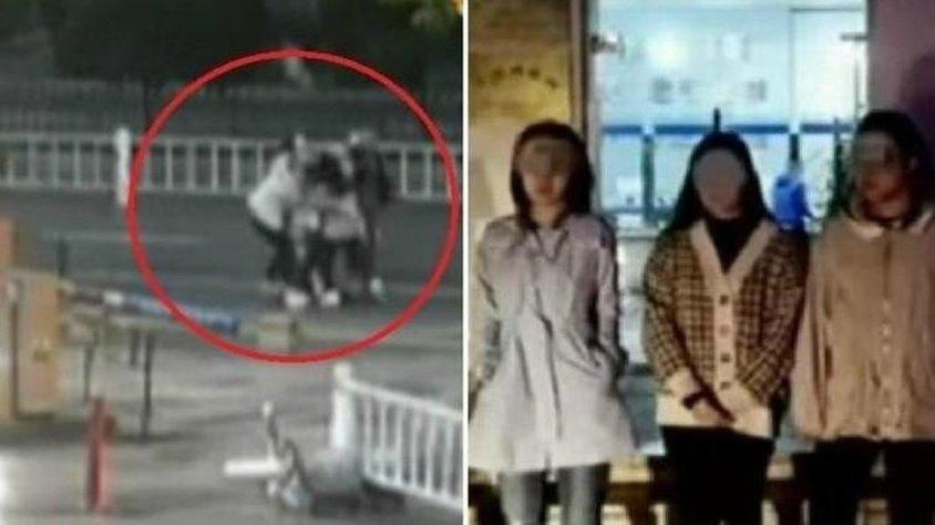 Bar çıkışında beğendikleri adama saldıran 3 kadın gündemden düşmüyor