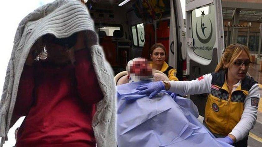 Adana'da eski eşini yaralayan kadının yargılanmasına başlandı