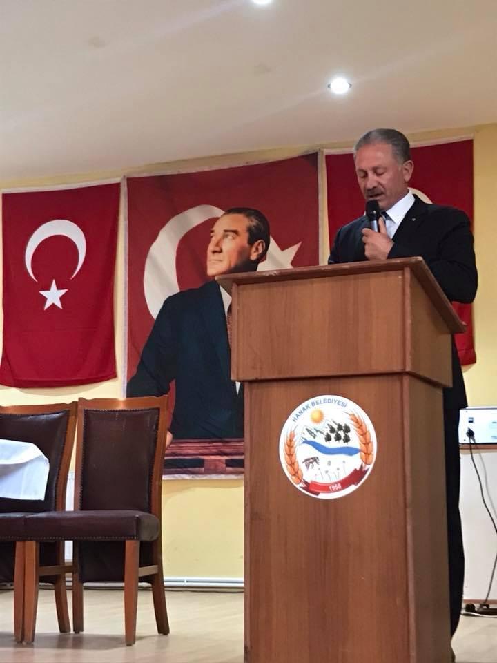 Yazar Ümit Kaftancıoğlu Memleketinde Anıldı