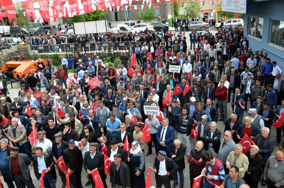 CHP'de hayal kırıklığı: 297 kişi
