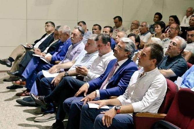CHP Karşıyaka İlçe Örgütü Danışma Kurulunu Gerçekleştirdi