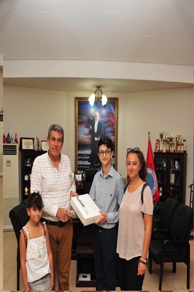 Yarımada'nın LGS Şampiyonu Balçova'dan