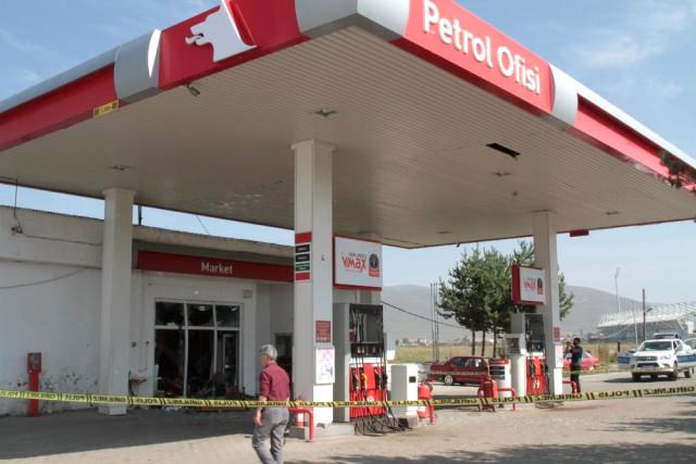 Ardahan'da Petrol İstasyonunda Patlama: 1 Yaralı