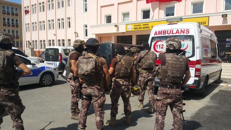İstanbul Pendik'teki rehine krizi sona erdi