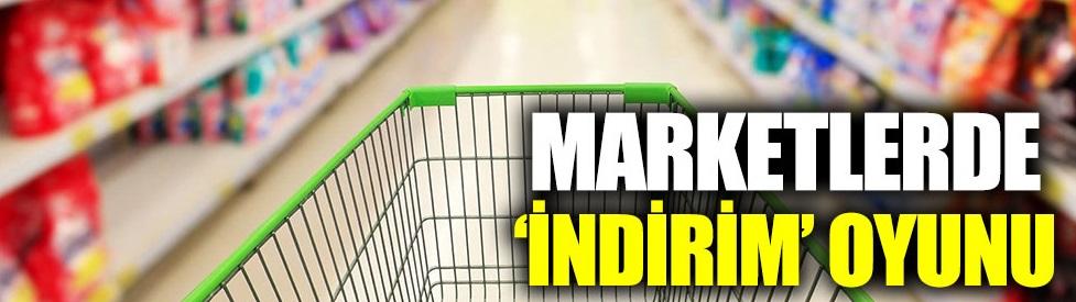 Marketlerde 'sahte indirim' iddiası rnası