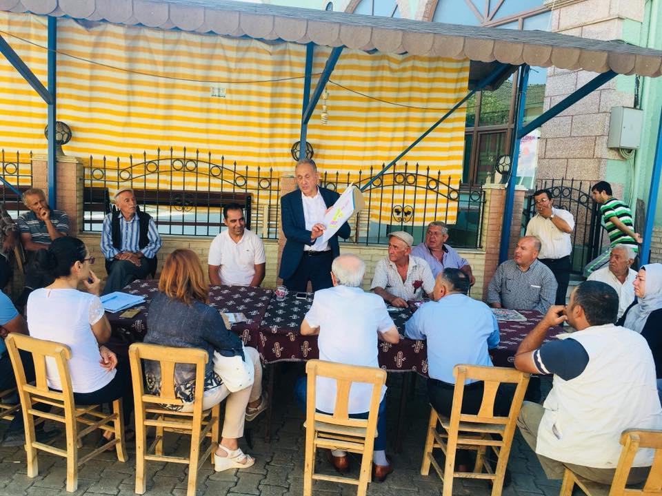 Ödemiş Belediyesi 5 yeni Halı Saha Yapıyor