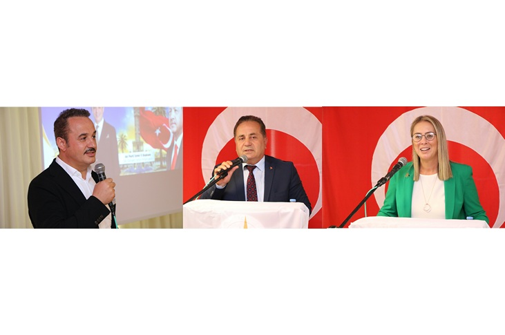 Ak Parti Narlıdere Yerel Seçim Startı Verdi