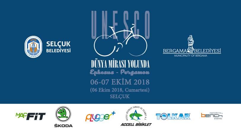 Pedallar bir kez daha UNESCO Kentleri arasında dönecekrnSelçuk'tan başlayacak