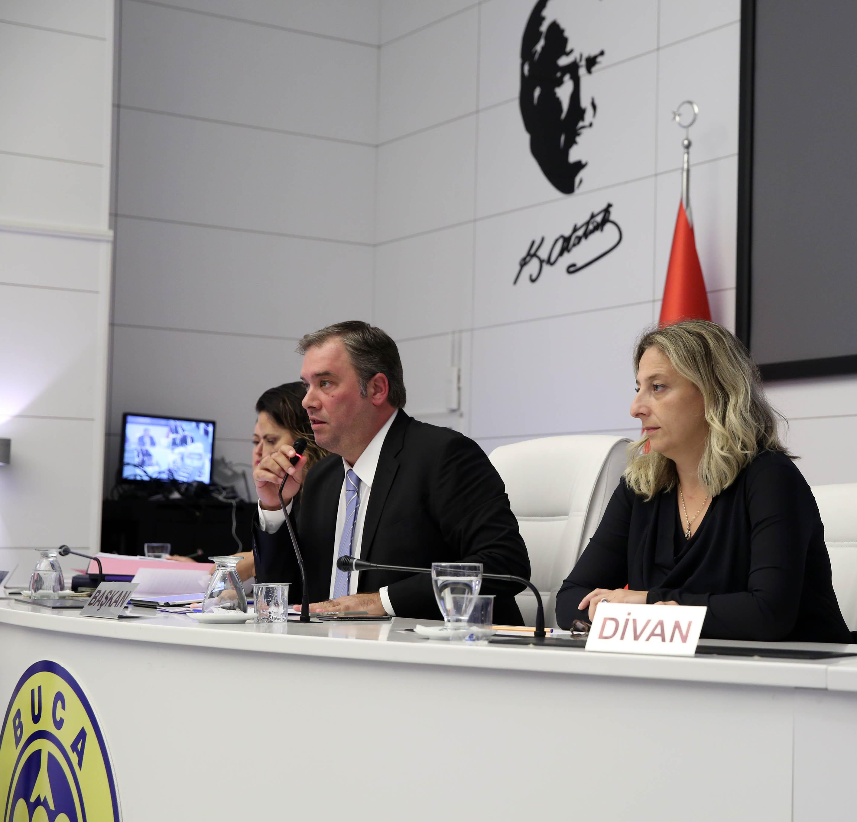 Buca Belediyesi'nin 2019 bütçesi 369 Milyon Lira