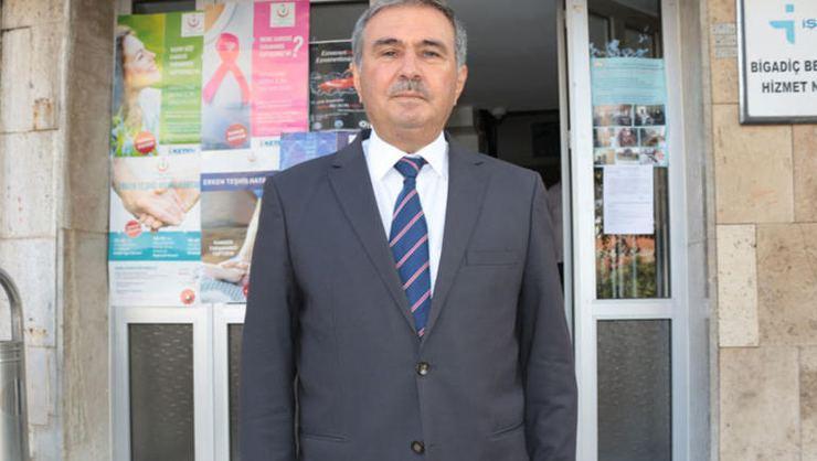 Balıkesir'in Bigadiç ilçesine 461 kişi aranıyor