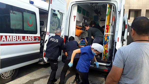 İzmir'de adliye binası tahliye edildi