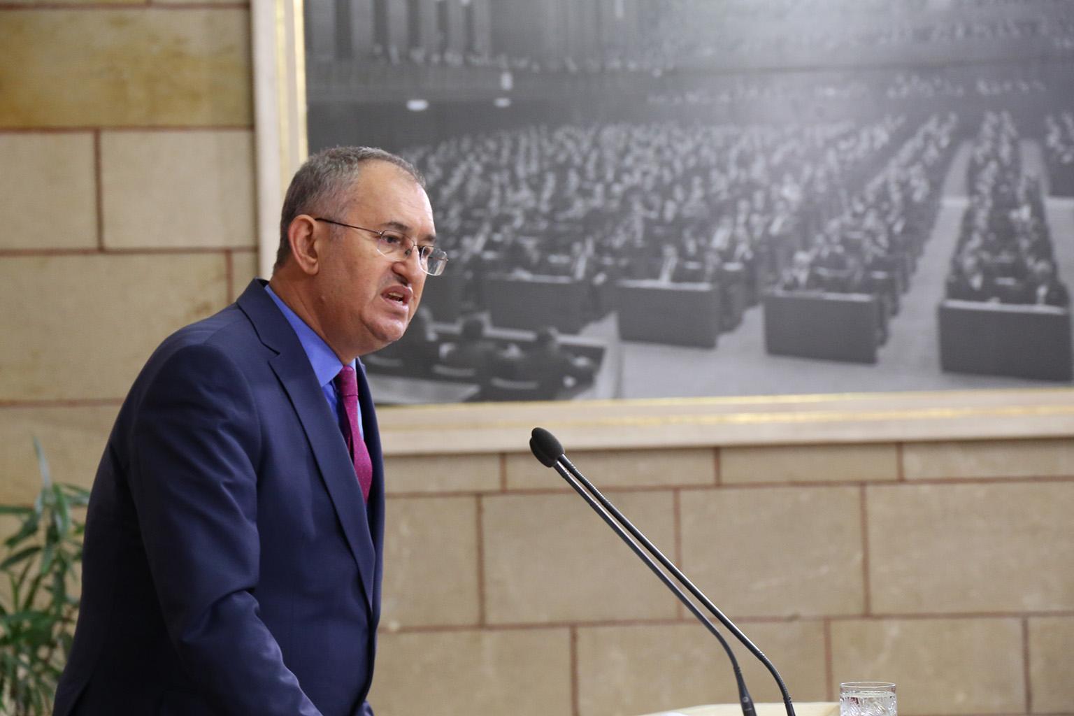 CHP'li Sertel, İnfaz ve Koruma Memurları için kanun teklifi verdi