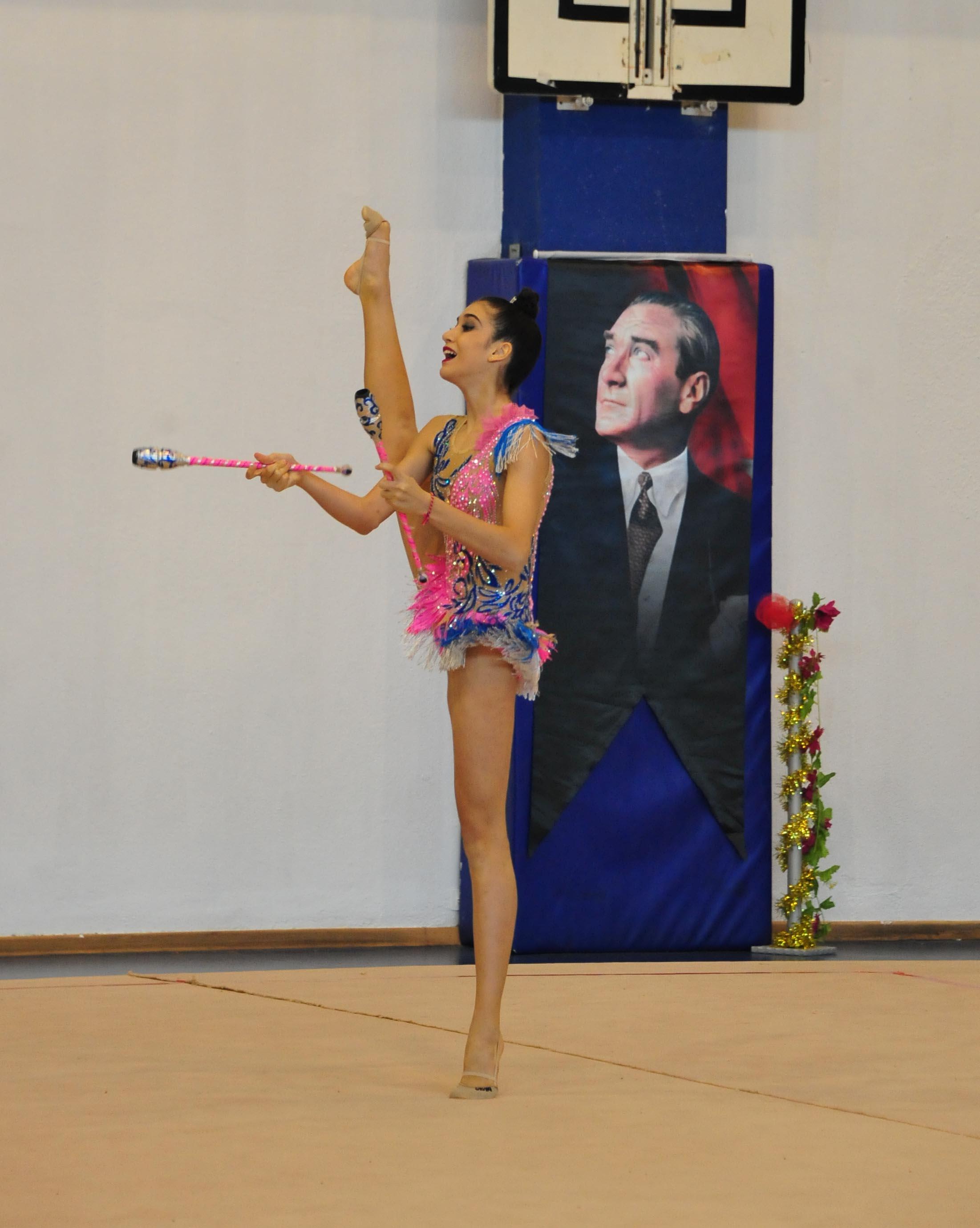 Balçova Cimnastik Şöleni