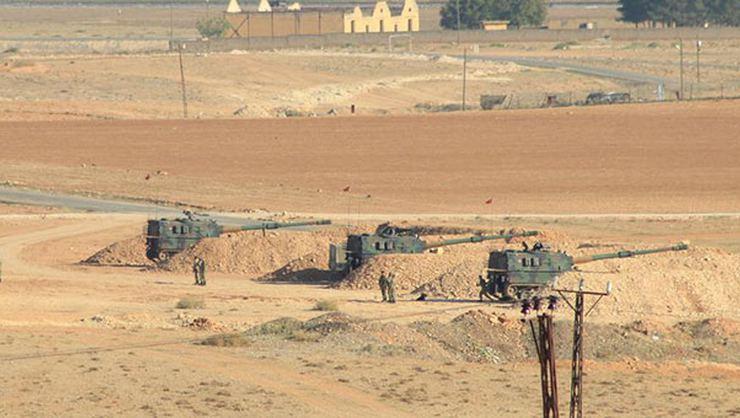 Fırat'ın doğusuna operasyon! 4 terörist öldürüldü