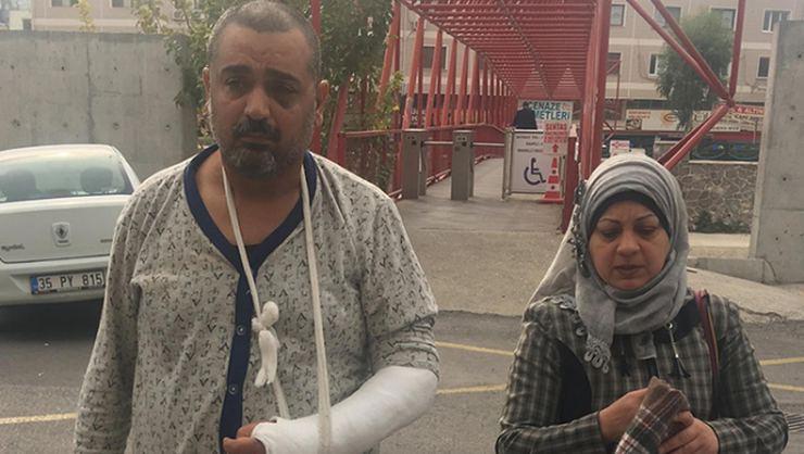 İzmir'deki göçmen faciasından kurtulan baba: Oğlum eşcinsel diye kaçtık