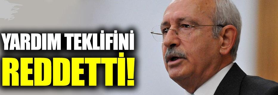 """Özel: """"Kılıçdaroğlu hepimizin yardım teklifini reddetti"""""""