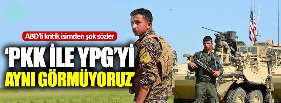 ABD'den terör örgütü PKK/YPG ile ilgili skandal açıklama