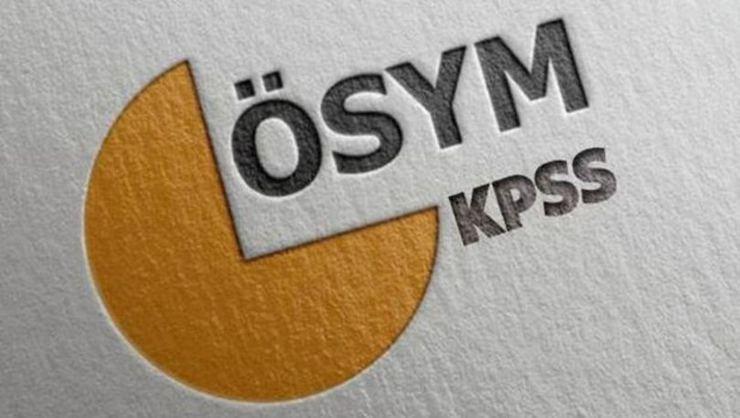 KPSS Ortaöğretim sınav sonuçları açıklandı! ÖSYM KPSS sonuç sorgulama