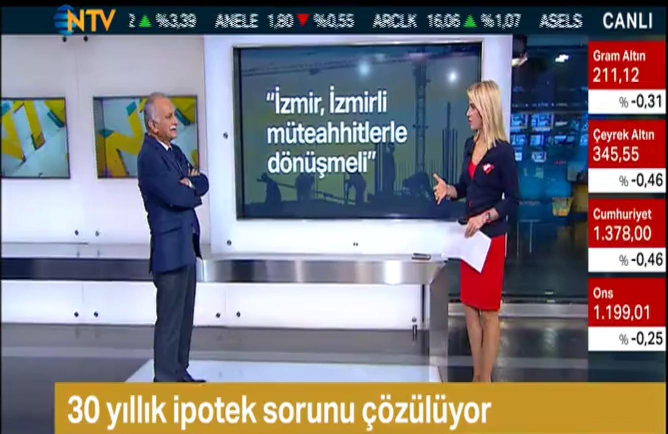 İZMİR'İN RANTI, İZMİR'DE KALMALI