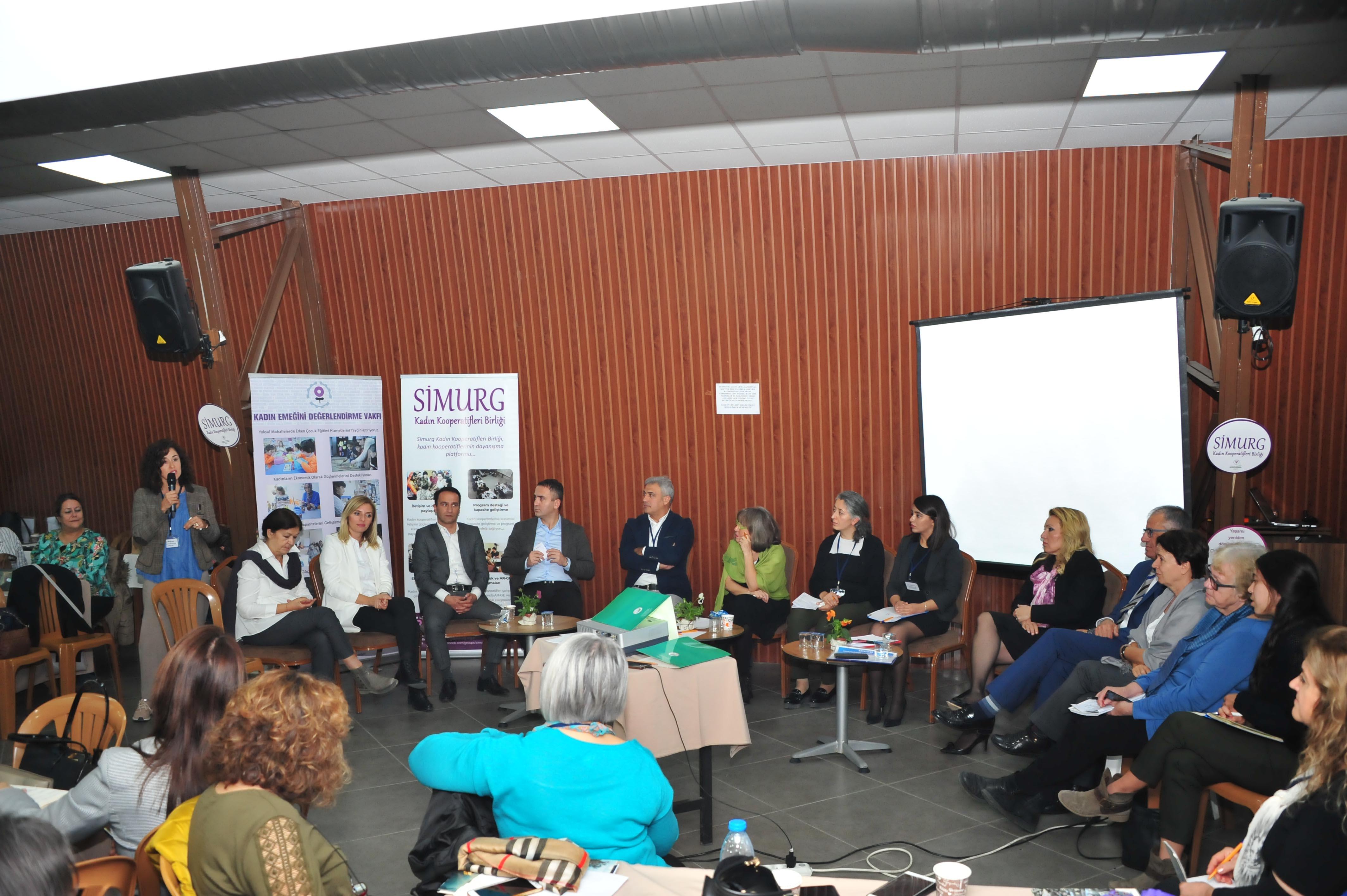 Ege'nin Üretici Kadınları Balçova'da Buluştu