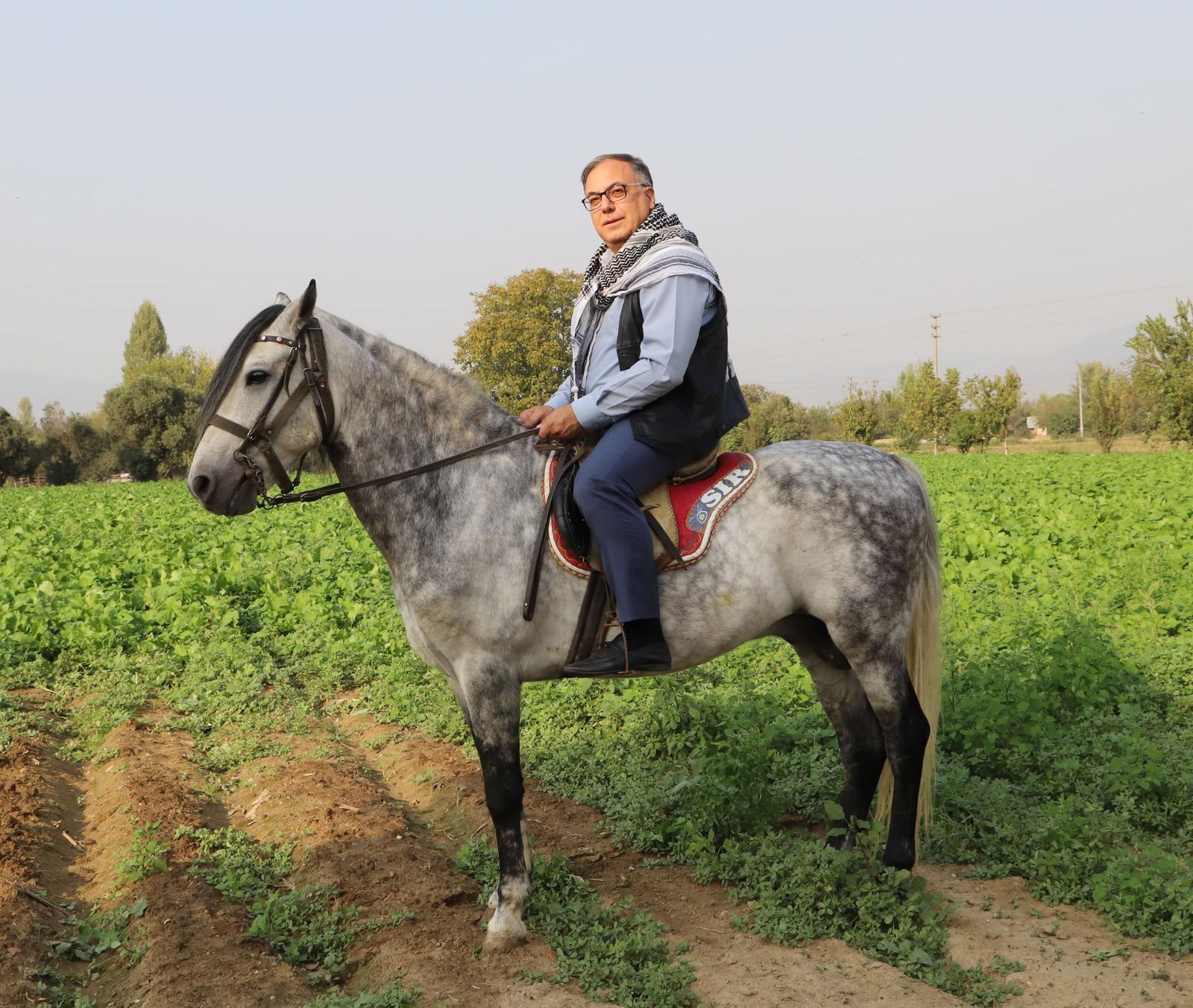 Bayındır'da Rahvan atlar ilk kez koşacak