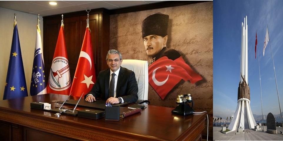 Başkan Akpınar: Zübeyde Hanım'ı Karşıyaka'ya verin!
