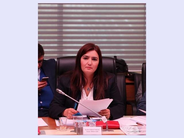"""KILIÇ """"TCDD YÖNETİMİNE İZBAN'DAKİ SORUMLULUĞUNU HATIRLATTI"""""""