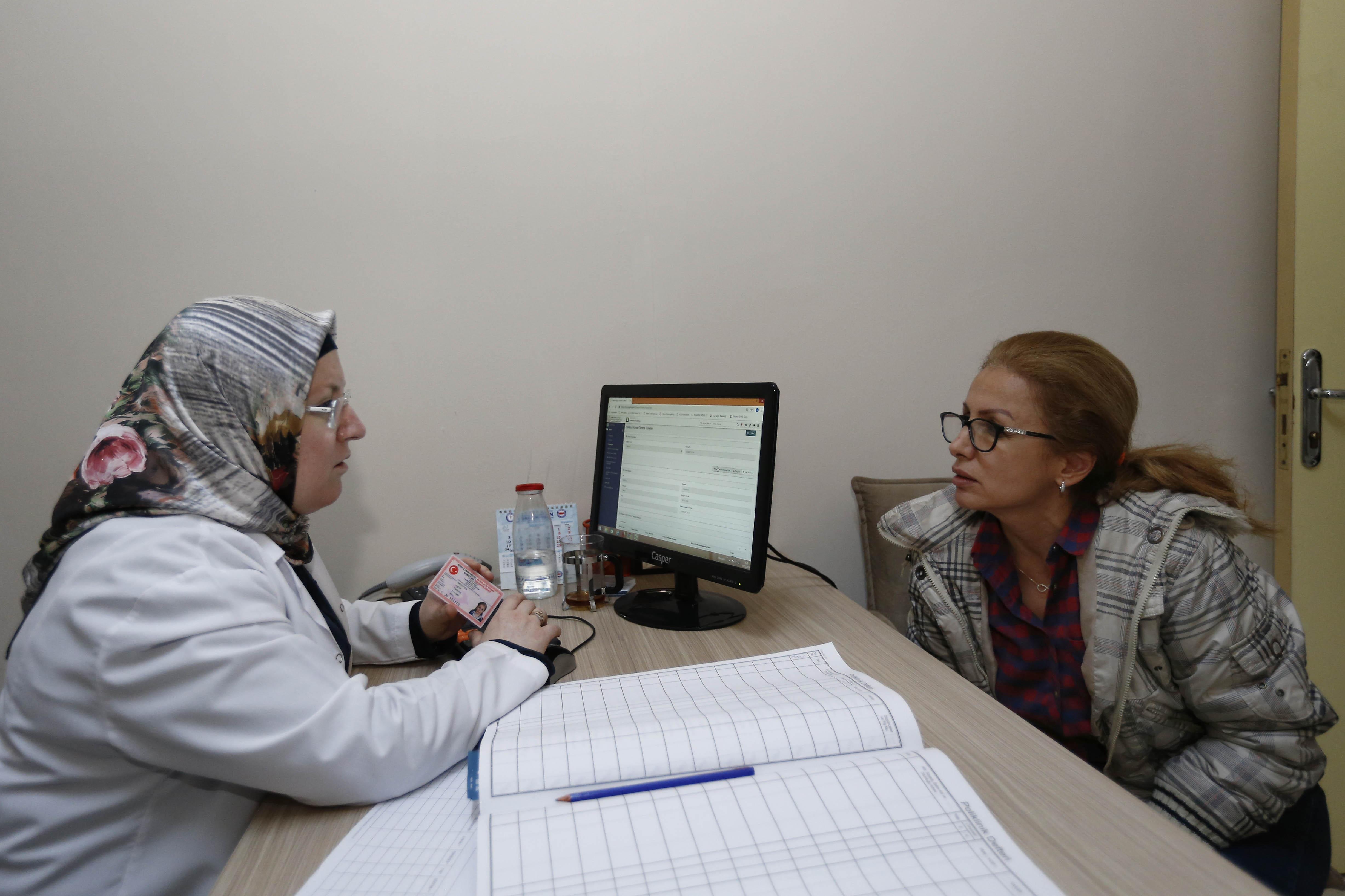 Konaklı kadınlar kansere savaş açtı