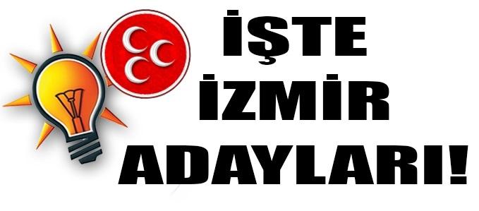 AK Parti İzmir ilçe belediye başkan adayları netleşti