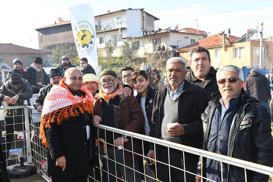 Çiğli'de Deve Güreşleri Festivali