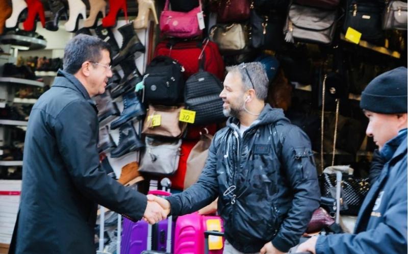 Zeybekçi ;Dev projeler yolda Kazanan İzmir olacak