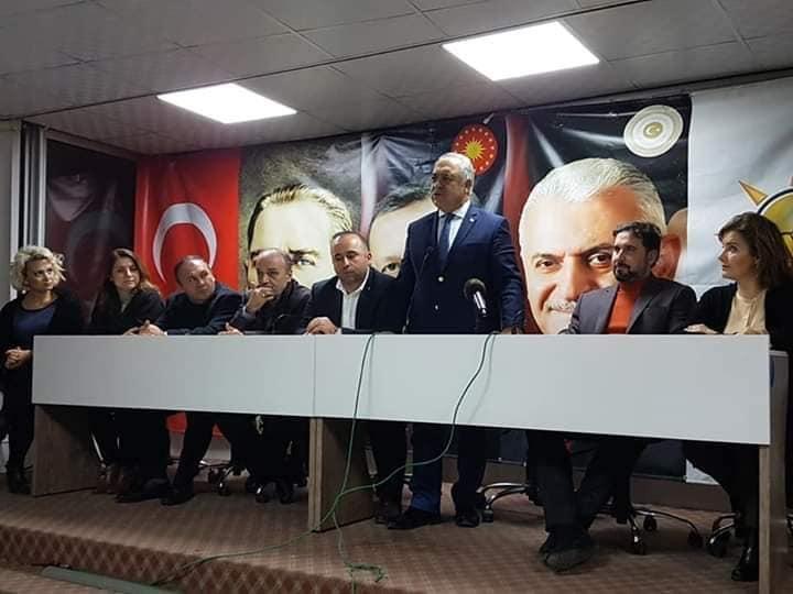 Ak Parti Karabağlar Adayı Doğan 'Müsaade Etmeyeceğiz