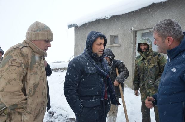 Ardahan'da Üzerinde Kar Biriken Tek Katlı Ev Çöktü: 1 Ölü, 2 Yaralı