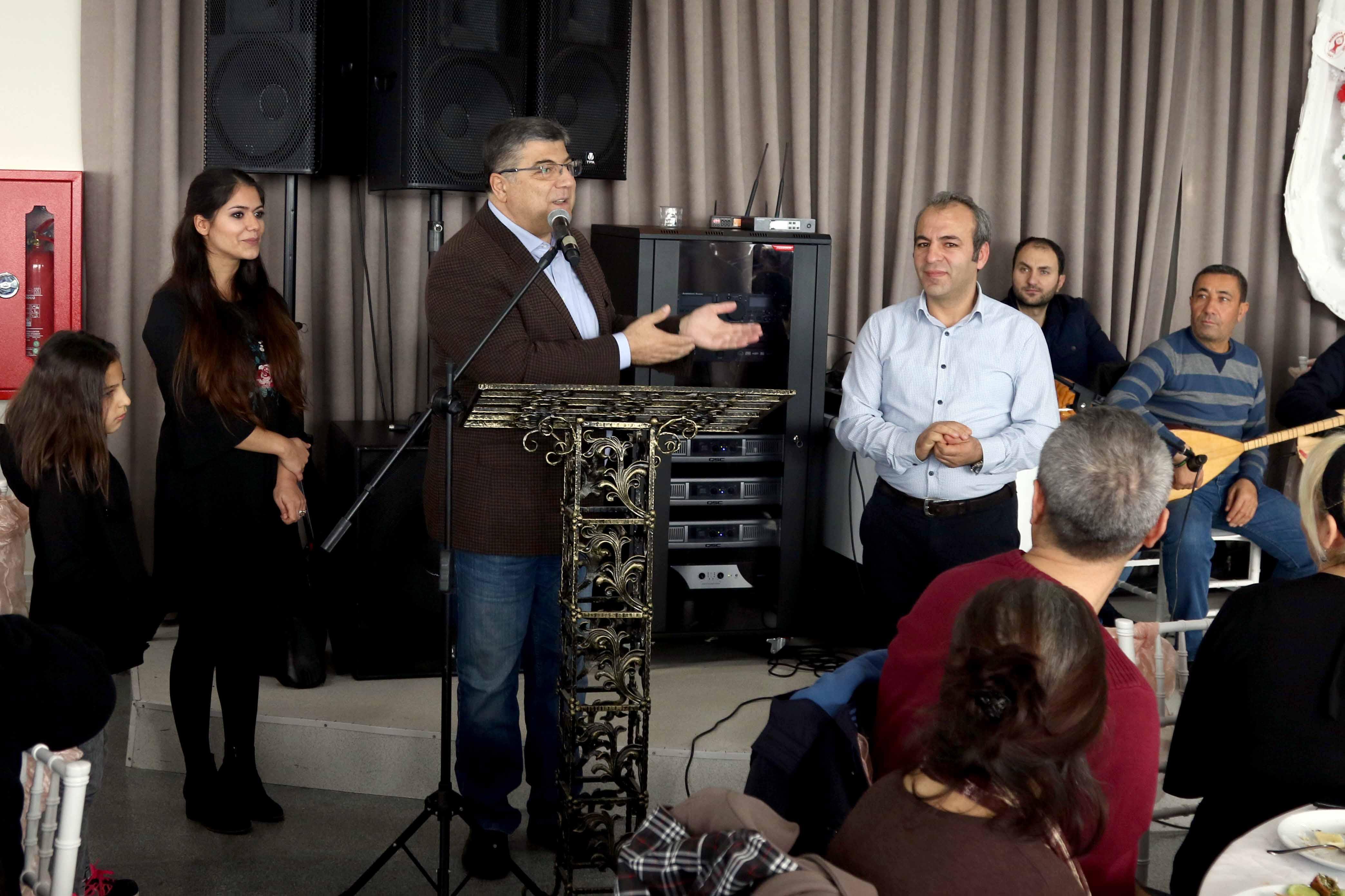 CHP'li Sındır yerel seçimler milat olacak