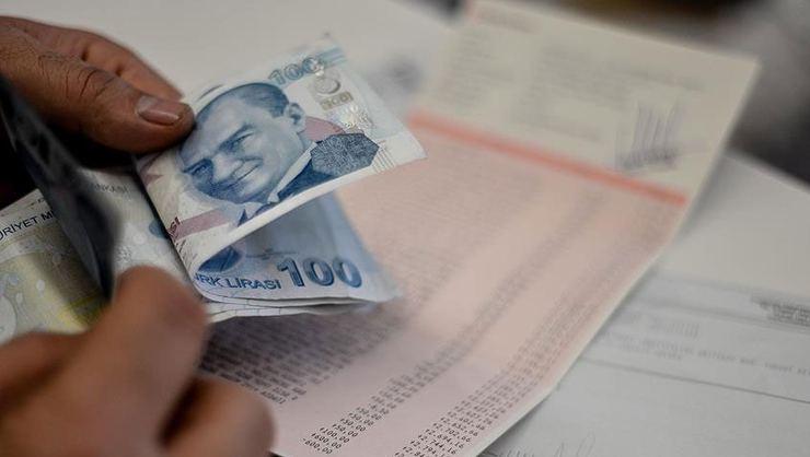 Emeklilerin zamlı maaşları bu hafta hesapta
