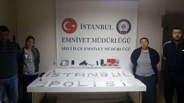 'Ankaralılar' çetesi çökertildi! 35'i kadın 50 kişi gözaltında