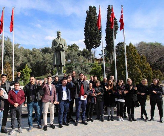 Rantçı değil halkçı Başkan Karabağ'ı istiyoruz