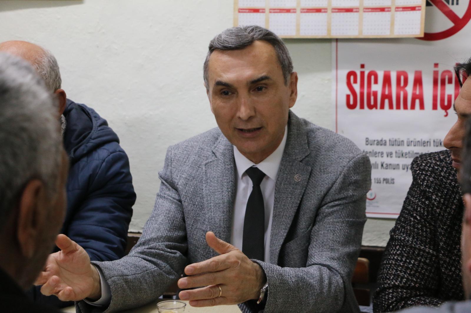 """Durmaz: """"ÇOK LAF, ÖZ İŞ"""