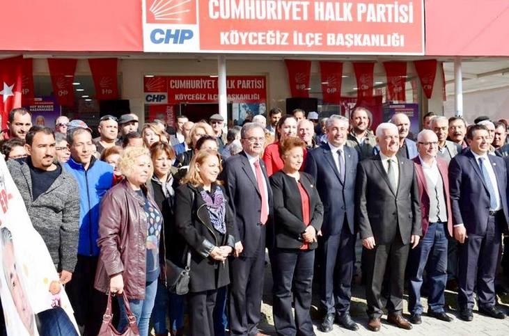 KÖYCEĞİZ'DE ADAY CHP'Lİ OLUNCA YASAKLAR HATIRLANDI!