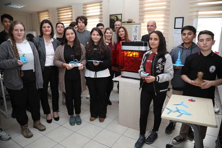 BAYRAKLI'NIN KÜTÜPHANELERİ ARTIK 'ISO' BELGELİ