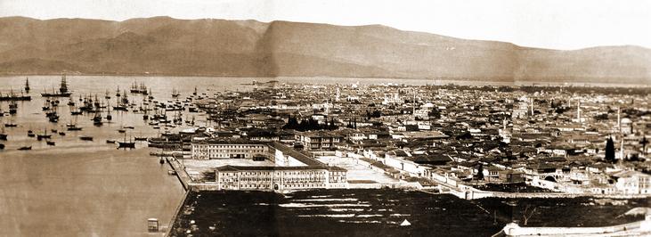 Eski Giritliler'in yeni kenti İzmir