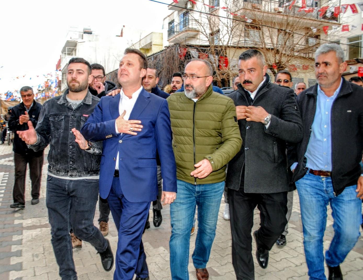"""CHP'li Aksoy'dan rakibine: """"Çık karşıma yüzleşelim"""""""