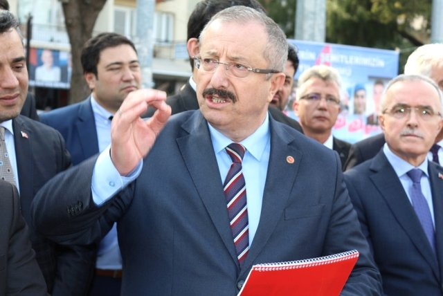"""AK Partili Yılmaz, """"Gaziemir'in akciğerleri olacak"""