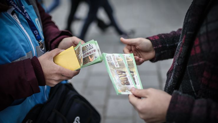 Milli Piyango yılbaşı talihlisinin kaybı 2 milyon lira!