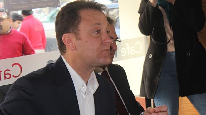 """CHP'li Aksoy, """"Menemen'i açık ara farkla alacağız"""""""