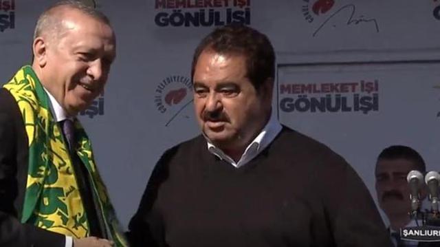 Cumhurbaşkanı Erdoğan'dan Şanlıurfa'da önemli açıklamalar